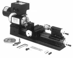SHER-41 - Metric Sherline Lathe (4100A) - Image 1