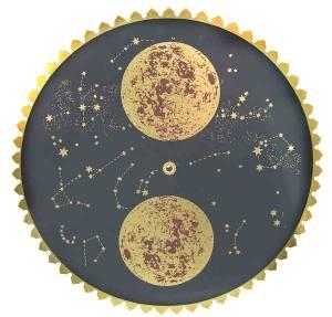 168mm Steel Moon Disc - Image 1