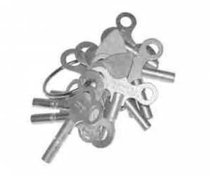 Single End Trademark Key 14-Piece Assortment - Image 1