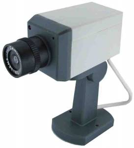 Dummy Motion Activated Security Camera