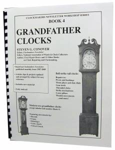 Grandfather Clocks by Steven G. Conover - Image 1