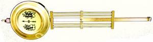 "R & A Pendulum 2-3/8"" x 6-3/4"" - Image 1"