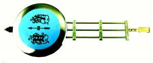 "R & A Pendulum 2-7/8"" x 7-7/8"" - Image 1"