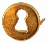 Case Parts - Doors & Parts (Locks, Keys, Latches, Etc.) - Keyhole Escutcheon
