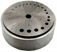 General Purpose Tools, Equipment & Related Supplies - Punches, Stakes, Anvils - 30-Hole Anvil Hole Plate
