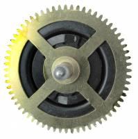 Wheels & Wheel Blanks, Motion Works, Fans & Relate - Cuckoo Ratchet Wheels & Components - Timesaver - Regula #25 Music Ratchet Wheel (CW)