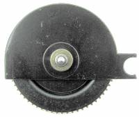 Clock Repair & Replacement Parts - Wheels & Wheel Blanks, Motion Works, Fans & Relate - Regula #34 Strike Ratchet Wheel With Chain Guard (CW)