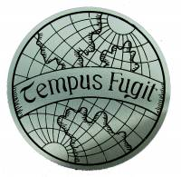 Case Parts - Decorative Appliques - Tempus Fugit Case Applique