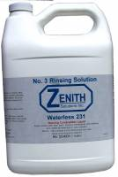 Chemicals, Adhesives, Soldering, Cleaning, Polishing - Ultrasonic Cleaning Solutions & Rinses - Zenith #3 Rinse - #231