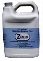 Ultrasonic Cleaning Solutions & Rinses - Zenith Ultrasonic Solutions - Zenith Formula #67 Cleaner