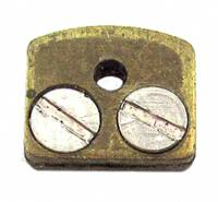Clock Repair & Replacement Parts - Four-Hundred Day Clock Parts - Koma Standard Top Block