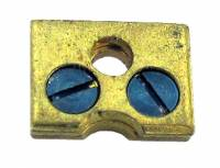 Clock Repair & Replacement Parts - Four-Hundred Day Clock Parts - Henn Miniature Top Block-Old Style Used on 28A, 29A & 29B