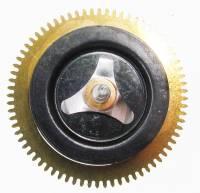 Wheels & Wheel Blanks, Motion Works, Fans & Relate - Cuckoo Ratchet Wheels & Components - Regula #35 Strike Ratchet Wheel for Cuckoo Movement