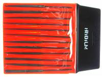 Files - Files & File Sets - 12-Piece Needle File Set - #2 Cut