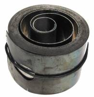 "Mainsprings, Arbors & Barrels - Fusee Mainsprings - 1-3/4"" Fusee Mainspring For 2"" Barrel"