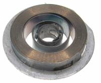 """Clearance Items - .236"""" x .0098"""" x 23.6"""" Hole End Music Movement Mainspring"""