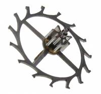 Clock Repair & Replacement Parts - Chelsea Clock Material - Chelsea Escape Wheel