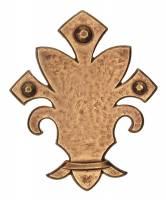 Case Parts - Decorative Appliques - Stamped Case Ornament