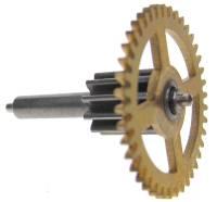 Clock Repair & Replacement Parts - Wheels & Wheel Blanks, Motion Works, Fans & Relate - Strike Wheel for Urgos UW-20