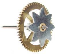 Clock Repair & Replacement Parts - Wheels & Wheel Blanks, Motion Works, Fans & Relate - Strike Wheel for Urgos UW-06