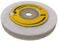 "Tools, Equipment & Related Supplies - 4"" Abrasive Wheel"