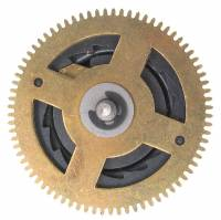 Wheels & Wheel Blanks, Motion Works, Fans & Relate - Cuckoo Ratchet Wheels & Components - Ratcheting Chain Wheel  38.0mm x 76 Teeth x 29.0mm Arbor