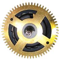 Wheels & Wheel Blanks, Motion Works, Fans & Relate - Cuckoo Ratchet Wheels & Components - Ratcheting Chain Wheel  37.0mm x 60 Teeth x 29.0mm Arbor