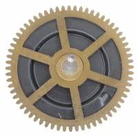 Clock Repair & Replacement Parts - Ratcheting Chain Wheel  33.0mm x 64 Teeth x 31.0mm Arbor