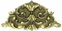 Clock Repair & Replacement Parts - Case Parts - Plastic Case Ornament Top