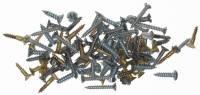 100-Piece Wood Screw Assortment