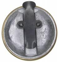 """TT-23 - #2 Regulator Bob 4-1/2"""" Brass - Image 2"""