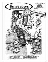Books - Timesavers Catalog-#43