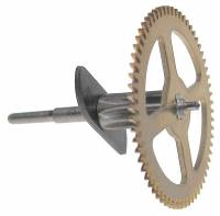 Wheels & Wheel Blanks, Motion Works, Fans & Relate - Cuckoo Ratchet Wheels & Components - 8-Day Cuckoo Movement Actuator Wheel