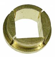 Hands & Related - Hand Bushings - Brass Minute Hand Bushing - 1/2 Oblong Mounting Hole