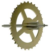 Wheels & Wheel Blanks, Motion Works, Fans & Relate - Urgos Wheels - Urgos UW32 Auto Beat Adjusting Escape Wheel