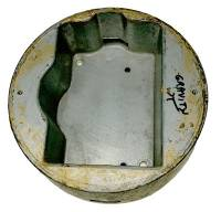 Clock Repair & Replacement Parts - Weights, Weight Shells & Components - Saw Clock Gravity Weight
