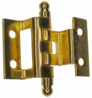 "Clock Repair & Replacement Parts - Case Parts - Cabinet Door Hinge  1-5/8"" (41mm) long"