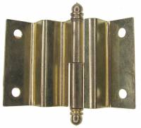 "Clock Repair & Replacement Parts - Case Parts - Cabinet Door Hinge  2-3/16"" (55.5mm) long"