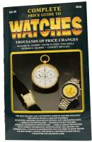 COOKSEY-87 - Price Guide To Watches By Shugart, Engle & Gilbert-2016 36th Edition