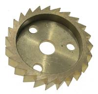 Clock Repair & Replacement Parts - Wheels & Wheel Blanks, Motion Works, Fans & Relate - Urgos Chain Wheel Time Side Ratchet