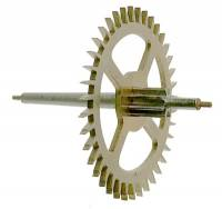 Clock Repair & Replacement Parts - Wheels & Wheel Blanks, Motion Works, Fans & Relate - Hermle Dead Beat Escape Wheel (94cm) - With No Second Hand