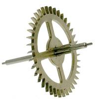 Wheels & Wheel Blanks, Motion Works, Fans & Relate - Escape Wheels - Hermle #351 Escape Wheel (15cm)