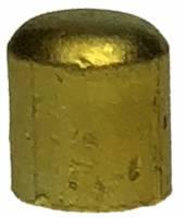 Weights, Weight Shells & Components - Weight Shells & Components - 3.0mm Aluminum Weight Shell Bottom Nibwith Internal Threads