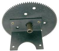 Cuckoo Clock Parts - Cuckoo Clock Dancing Platform/Drive Gear - Central Wheel for 24mm Dancer Platform Assembly