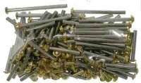 Watch & Jewelry Parts & Tools - Spring Bar 100-Piece Assortment -  Lug Style West Star