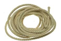 Cable, Cord & Rope for Weights, Cable Guards, Gut & Related - Weight Cord & Rope - Linen Clock Cord