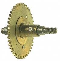 Clock Repair & Replacement Parts - Wheels & Wheel Blanks, Motion Works, Fans & Relate - Westclox Alarm Main Wheel