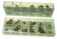 Clearance Items - Winding Alarm Clock Key Assortment