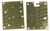 Clearance Items - Kern 400-Day Movement Plate Set (M1/M2)