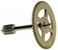 Clock Repair & Replacement Parts - Wheels & Wheel Blanks, Motion Works, Fans & Relate - Kern 400-Day Escape Wheel (S16)